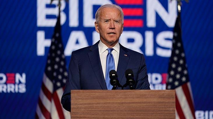 Dünya liderlerinden ABD'de başkanlık seçimini kazanan Joe Biden'a tebrik mesajları