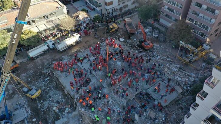 AFAD'dan son dakika İzmir depremi açıklaması