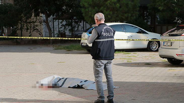 Kahreden ölüm! 14'üncü kattan düşerek öldü