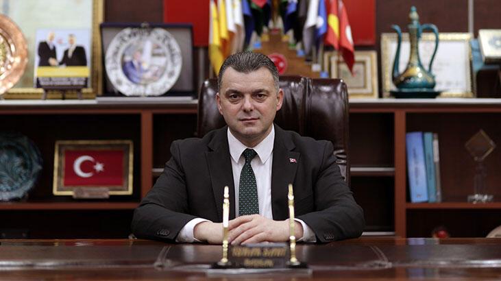 Karasu Belediye Başkanı İshak Sarı koronavirüs'e yakalandı