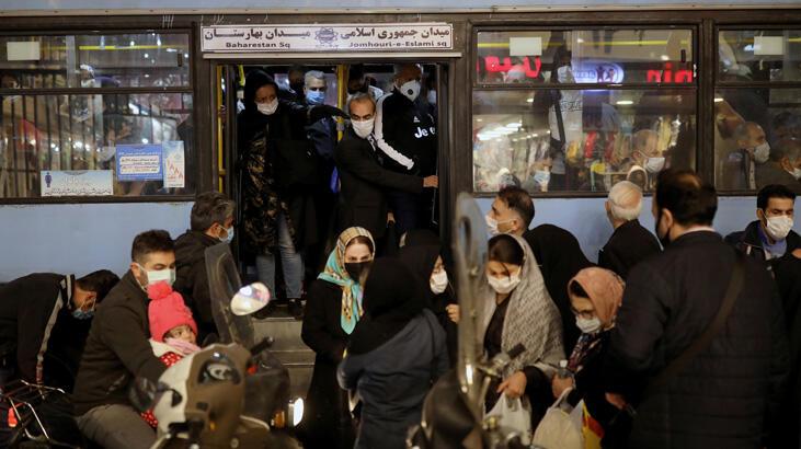 Koronavirüs İran'da hayatı durdurdu, günlük can kaybı 500'e yaklaştı