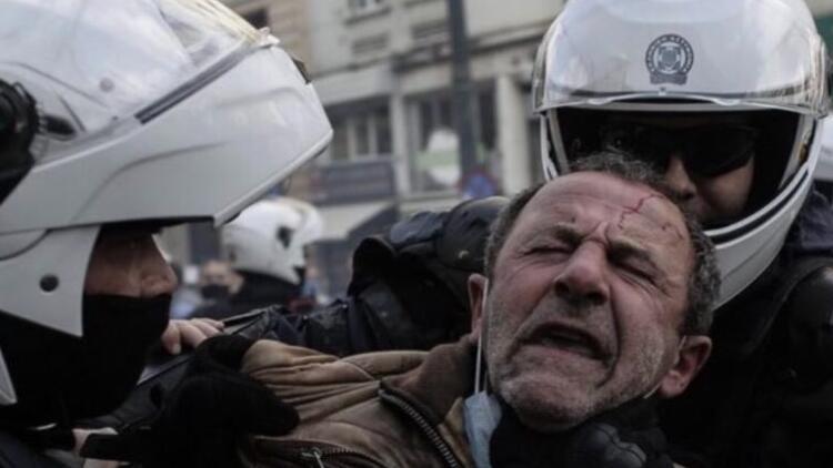 Yunanistan karıştı: Çok sayıda gözaltı var!