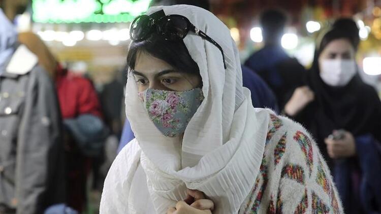 İran'da son 24 saatte 480 kişi Kovid-19'dan hayatını kaybetti
