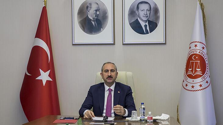 Adalet Bakanı Gül'den 'kararlılık' açıklaması