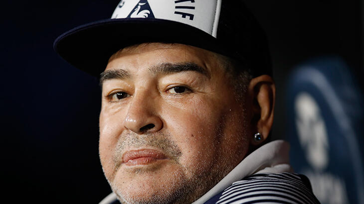 UEFA'dan Maradona için flaş karar!