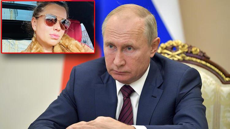 Dünya şokta! Putin'in gayrimeşru kızı ortaya çıktı