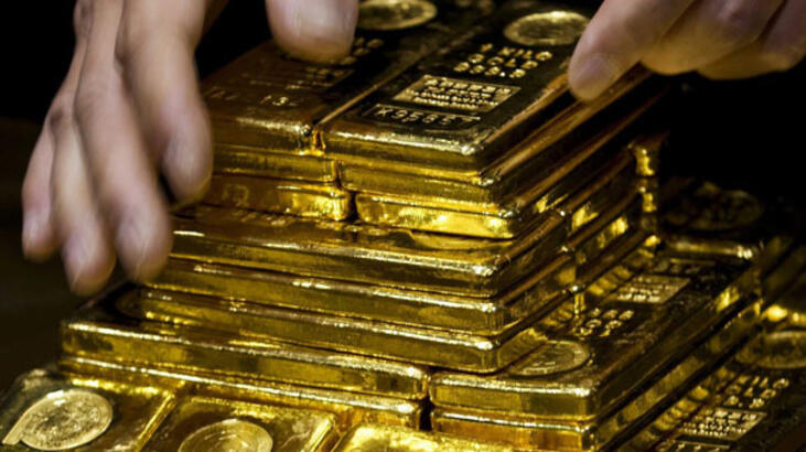 Altının kilogramı 460 bin liraya geriledi