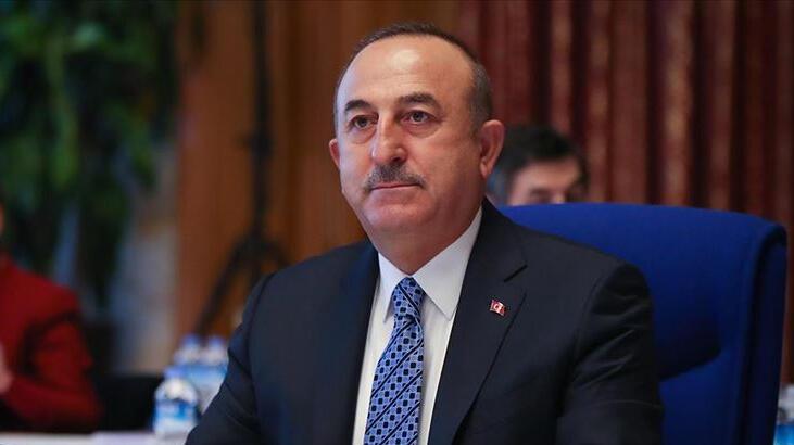 Bakan Çavuşoğlu'ndan 'Filistin' mesajı