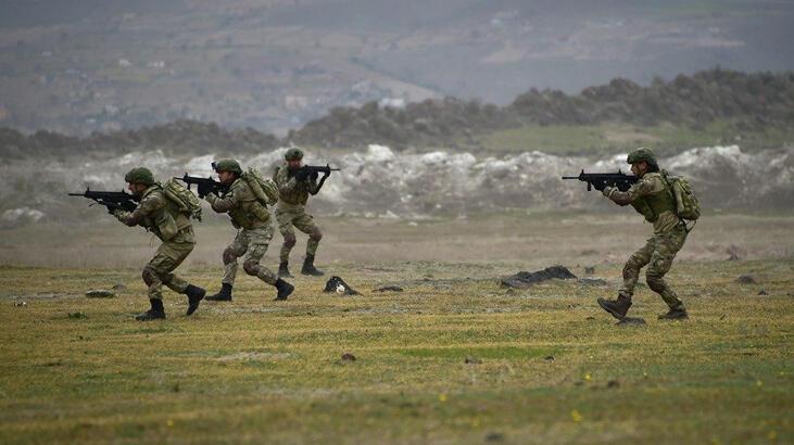 Barış Pınarı bölgesinde sıcak çatışma!