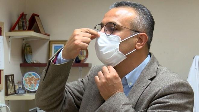 Bilim Kurulu Üyesi'nden önemli maske uyarısı