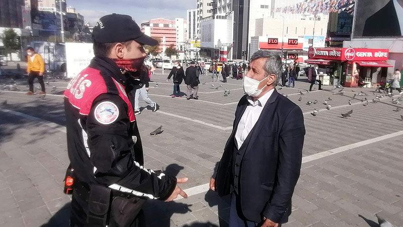 Bursa Valiliği yasakladı, vatandaş kamera şakası zannetti
