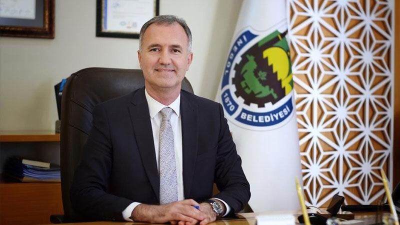 Koronavirüse yakalanan Başkan Alper Taban vatandaşlara seslendi