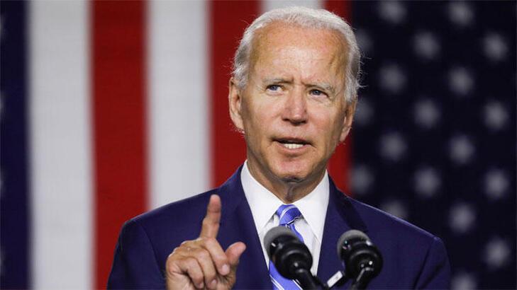 Joe Biden duyurdu: Seçim bitti!