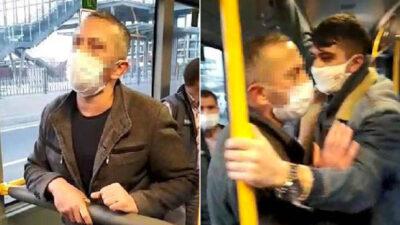 Bursa'da otobüste mide bulandıran olay! Savunması pes dedirtti…