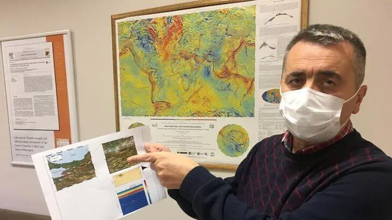 Deprem profesöründen korkutan açıklama! 'Dikkatle incelenmeli' dedi ve uyardı