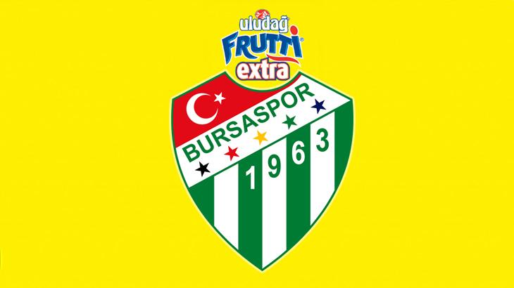 Frutti Extra Bursaspor'da şok gelişme
