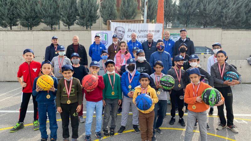 Bursa basketbolu canlanıyor… Megrelspor'dan örnek proje…
