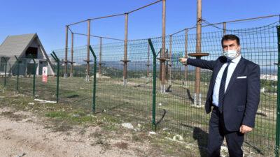 Osmangazi'de 'Macera'ya az kaldı