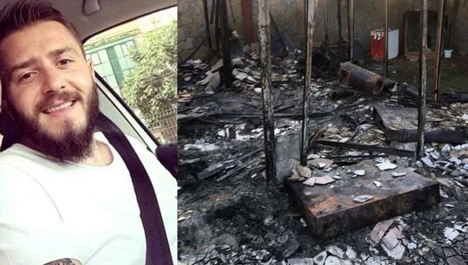 Metro Turizm'in sahibinin damadı yangın kurbanı