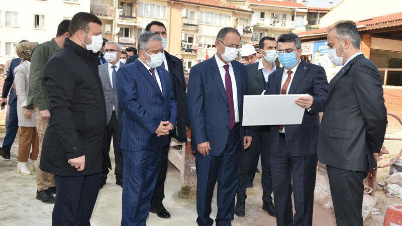 Özhaseki'den Mollayegan'a tam not