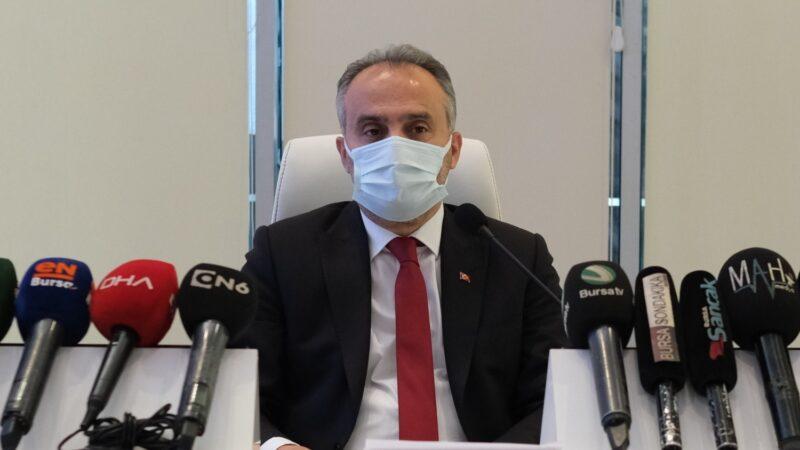Başkan Aktaş acı gerçeği açıkladı; Bursa'da 115 bina acil boşaltılmalı…