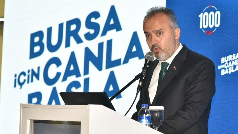 Başkan Aktaş 1050 Konutlar'daki riskli binaların detayını anlattı