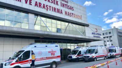 Bursa'da korkutan tablo! Ambulans ve cenaze araçları hiç boş değil