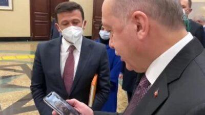 Cumhurbaşkanı Erdoğan'dan Ayda'ya sürpriz telefon…