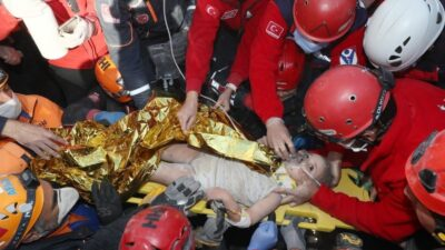 Minik Ayda'dan haber var! 91 saat sonra kurtarılmıştı…