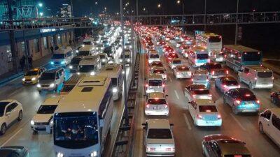 Bursa'daki araçların #8217;si sigortasız