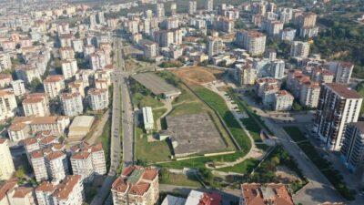 Büyükşehir'den 'yeşil' atak