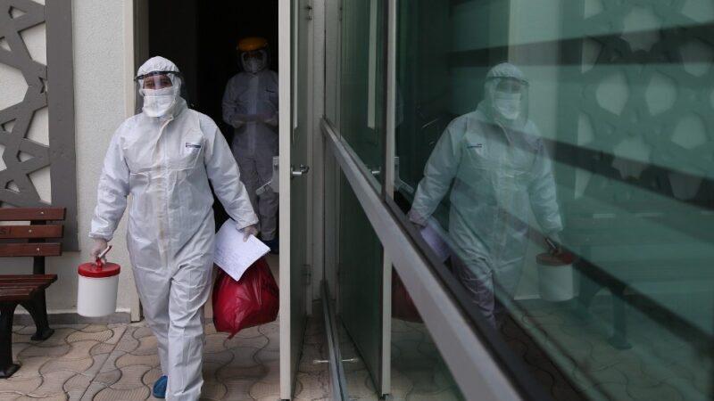 Bursa, koronavirüs ile mücadelede vites büyüttü