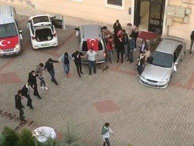 Bursa'da inanılmaz görüntüler! Resmen meydan okuyorlar…