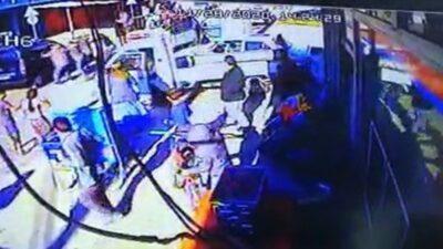 Bursa'da silahlı çatışma! Görüntüleri ortaya çıktı