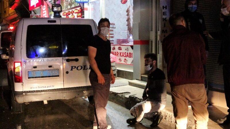 Bursa'da silahlı kavga kanlı bitti!
