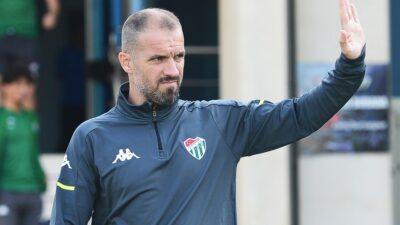 Bursaspor Teknik Direktörü Mustafa Er'den Ümraniye maçı öncesi açıklamalar