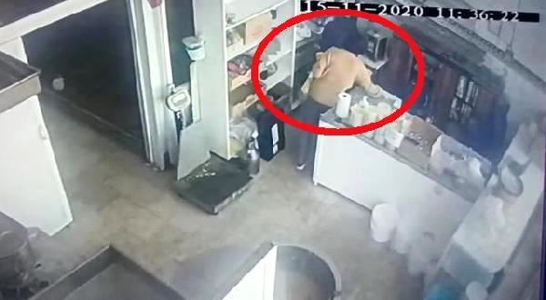 Bursa'da dolandırıldığını düşünürken daha kötüsü oldu! Dükkana giren genç kız…