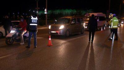 Bursa'da kısıtlamayı ihlal edenlere ceza yağdı