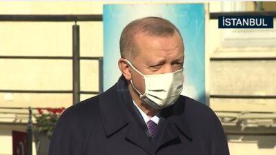 Cumhurbaşkanı Erdoğan'dan flaş açıklamalar; Yeni tedbirler almaya mecburuz…