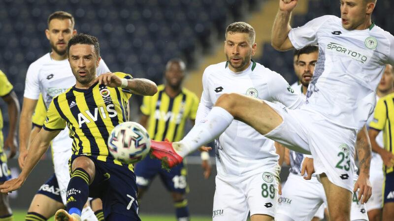 Süper Lig'de 8. hafta! İşte sonuçlar…