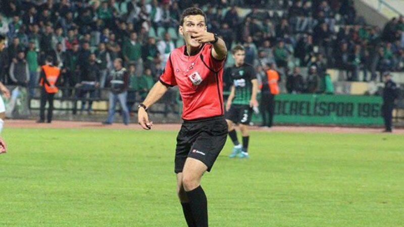 Kupada hakemler açıklandı… İşte Bursaspor maçına atanan isim…