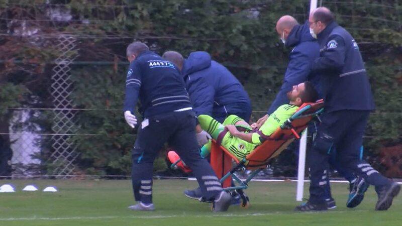 Bursasporlu eski futbolcu ameliyat oldu! Elmacık kemiği kırılmıştı…