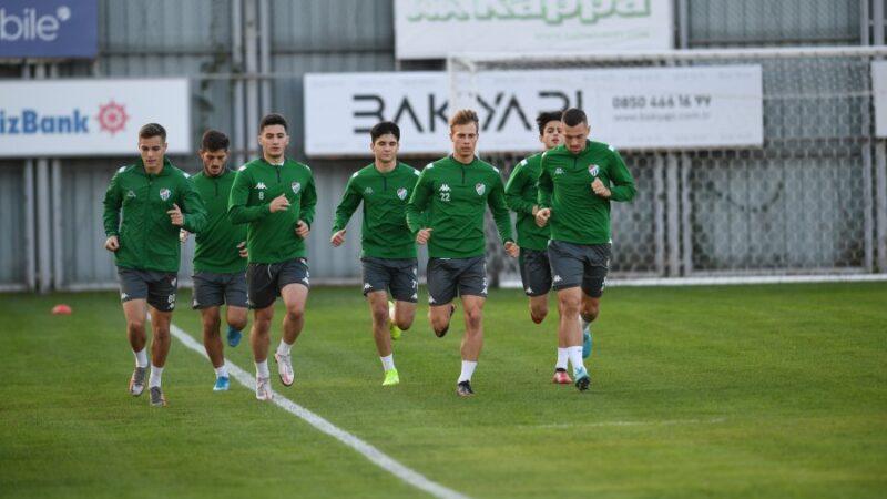 Timsah'ta izin bitti! Rota Adanaspor maçı…