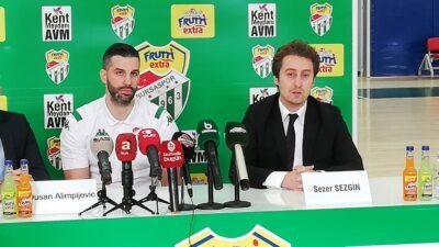 Frutti Extra Bursaspor Dusan Alimpijevic ile sözleşme imzaladı