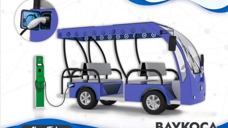 İnegöl Belediyesi elektrikli gezi aracı üretecek