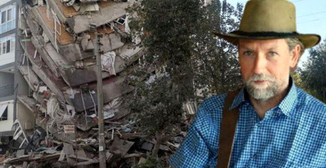 İzmir depremini günler öncesinden tahmin etmişti! Deprem kahini 'Mavi Dolunay' iddiasını tekrarladı