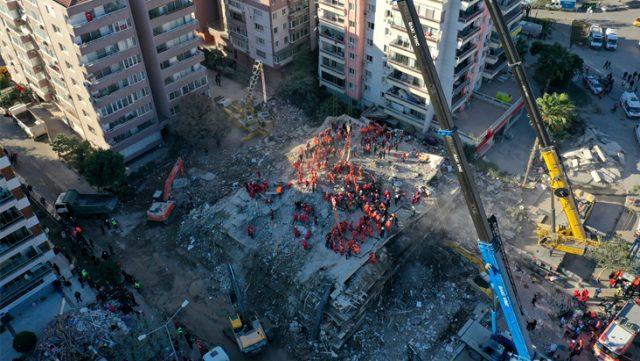 İzmir'i vuran deprem sonrası korkunç gerçek ortaya çıktı!