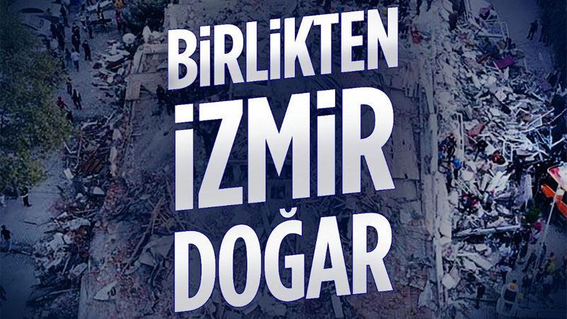 Birlikten İzmir doğacak 114 aileye ev yapacaklar