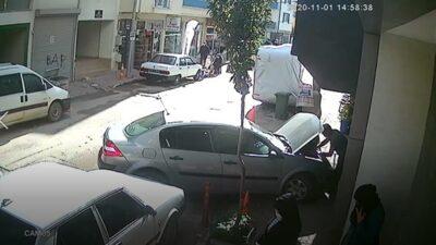 Bursa'da kadın hırsızlar böyle pişti oldu