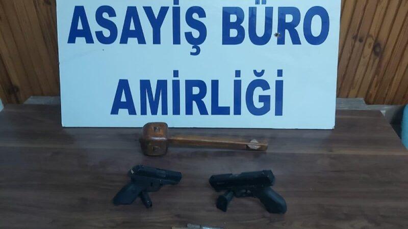Bursa'da kendilerini polis olarak tanıtan yağmacılar tutuklandı